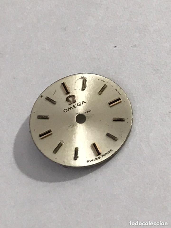 Recambios de relojes: Esfera OMEGA - Foto 5 - 173673399