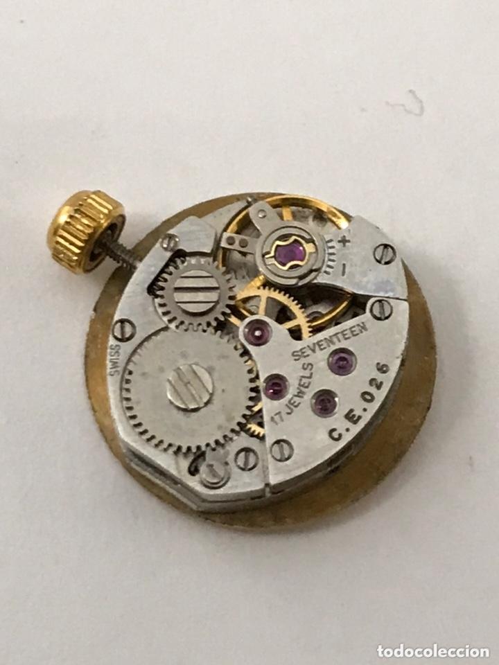 Recambios de relojes: Maquinaria reloj CERTINA C.E.026 carga manual - Foto 5 - 173814070