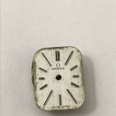 Recambios de relojes: MAQUINARIA RELOJ OMEGA CAL 485 PIEZAS. Lote 173819248