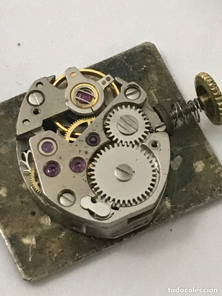 Recambios de relojes: Maquinaria reloj LIP piezas - Foto 4 - 173819313