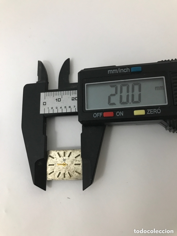 Recambios de relojes: Maquinaria reloj LIP piezas - Foto 5 - 173819313