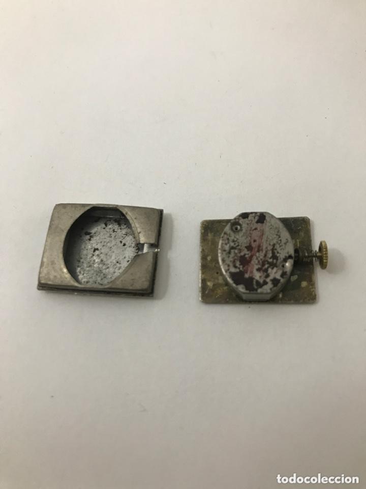 Recambios de relojes: Maquinaria reloj LIP piezas - Foto 6 - 173819313