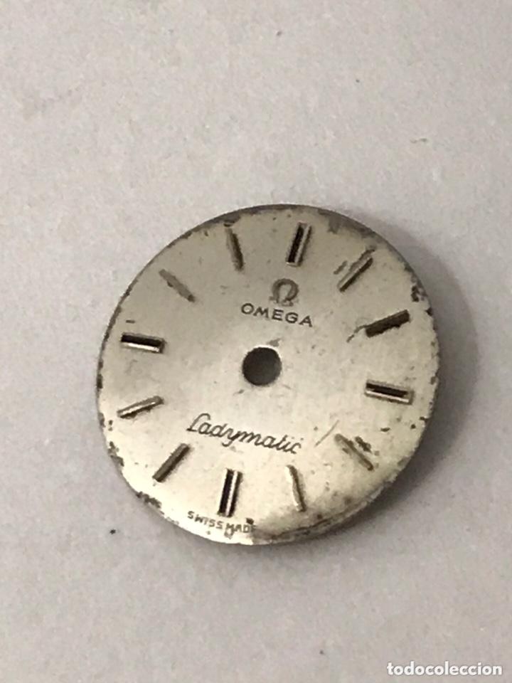 Recambios de relojes: Esfera omega ladymatic dama - Foto 2 - 173819697