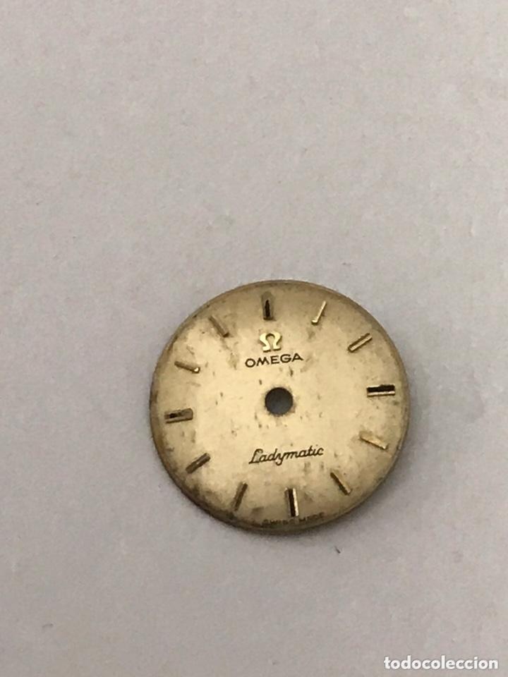 Recambios de relojes: Esfera omega ladymatic señoras - Foto 2 - 173819745