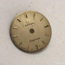 Recambios de relojes: ESFERA OMEGA LADYMATIC SEÑORAS. Lote 173819745