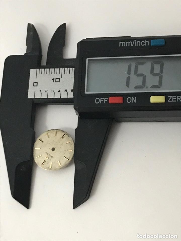 Recambios de relojes: Esfera reloj OMEGA señoras - Foto 4 - 173819765