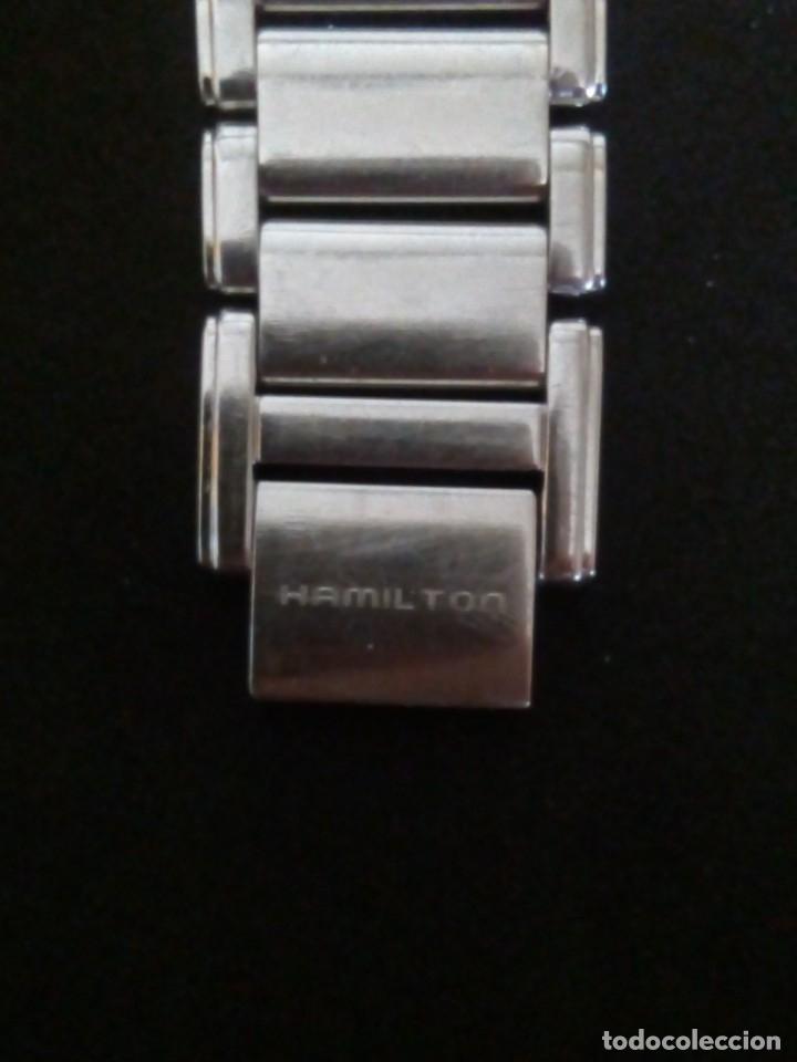 Recambios de relojes: brzalete/armis para relojes HAMILTON acero 1º calidad - Foto 2 - 173856560