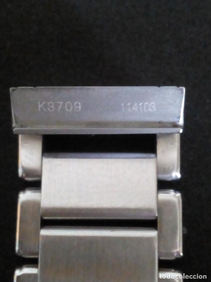 Recambios de relojes: brzalete/armis para relojes HAMILTON acero 1º calidad - Foto 6 - 173856560