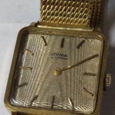Recambios de relojes: VINTAGE RELOJ CYMA SYNCHRON DE SEÑORA, A CUERDA, PARA PIEZAS Y/O REPARACION. Lote 97671467