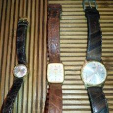 Recambios de relojes: LOTE RELOJES MUJER PARA PIEZAS. Lote 174479702