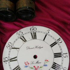 Recambios de relojes: PRECIOSA ESFERA PARA RELOJ. Lote 174484300