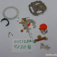 Recambios de relojes: CITIZEN 7120B. Lote 175066300