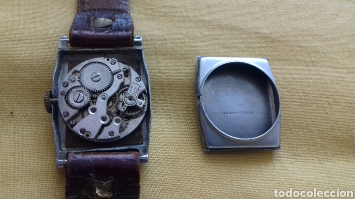 Recambios de relojes: Reloj Contex Art Deco - Foto 5 - 175481853