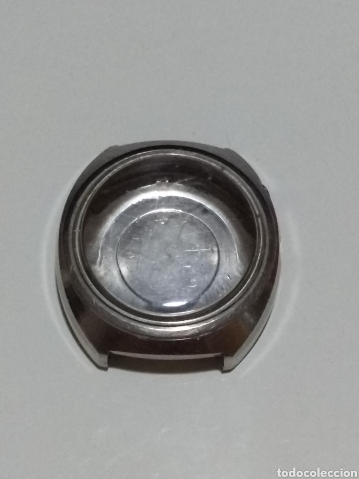 CAJA RELOJ ORIENT ACERO 10935832 MEDIDA 37MM (Relojes - Recambios)
