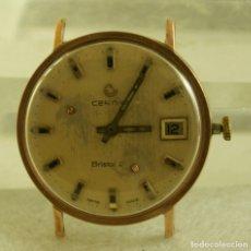 Recambios de relojes: CERTINA LOTE COMPUESTO POR CAJA + ESFERA + MAQUINA. Lote 175758355