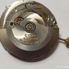 Recambios de relojes: MOVIMIENTO AUTOMATICO CYMA CAL. R.804.00 - FUNCIONA BIÉN .. Lote 175974388