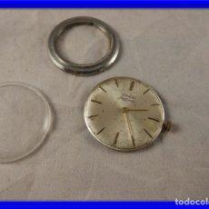 Recambios de relojes: MAQUINARIA RELOJ DUWARD DIPLOMATIC. Lote 176206423