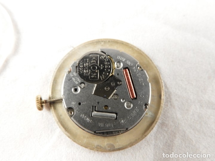 Recambios de relojes: MAQUINARIA RELOJ DUWARD DIPLOMATIC - Foto 3 - 176206423