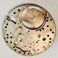 Recambios de relojes: AS 1560 - PLETINA . Lote 176418610