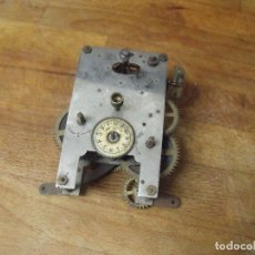 Recambios de relojes: ANTIGUA MAQUINARIA DE DESPERTADOR ART-NOUVEAU- AÑO 1910- LOTE 216. Lote 176571950