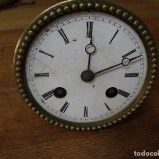 Recambios de relojes: 2 AGUJAS BREGUET ORIGINALES PARA MAQUINARIA PARIS RELOJ SOBREMESA- LOTE 217. Lote 176684854