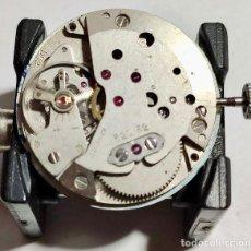 Recambios de relojes: JUNGHANS CAL. 620.52 . MAQUINA ,ESFERA + AGUJAS - FUNCIONA BIÉN . . Lote 176688700