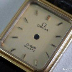Recambios de relojes: REPUESTO OMEGA ORIGINAL, RECAMBIOS, RELOJ DE SEÑORA, CORREA, HEBILLA, CAJA, ESFERA. Lote 176844985