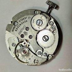 Recambios de relojes: MOVIMIENTO CAUNY CAL. AS ST - 1940/41. FUNCIONA BIÉN . Lote 176921175