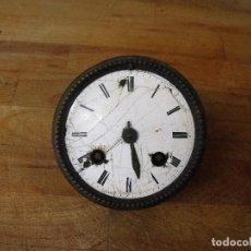 Recambios de relojes: ANTIGUA MAQUINARIA PARIS PARA RELOJ SOBREMESA-AÑO 1878- LOTE 220. Lote 177603957