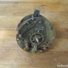 Recambios de relojes: ANTIGUA MAQUINARIA PARIS PARA RELOJ SOBREMESA-AÑO 1870- LOTE 220. Lote 177604460