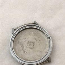Recambios de relojes: CAJA CASE RELOJ CYMA 1-2356 / 1931 SIN USAR 34 MM. Lote 177632630