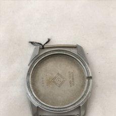 Recambios de relojes: CAJA CASE RELOJ CYMA 1-2381 / 6005 SIN USAR 34 MM. Lote 177633393