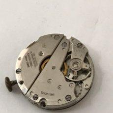 Recambios de relojes: MAQUINARIA SOVEREIGN CARGA MANUAL. Lote 178050202