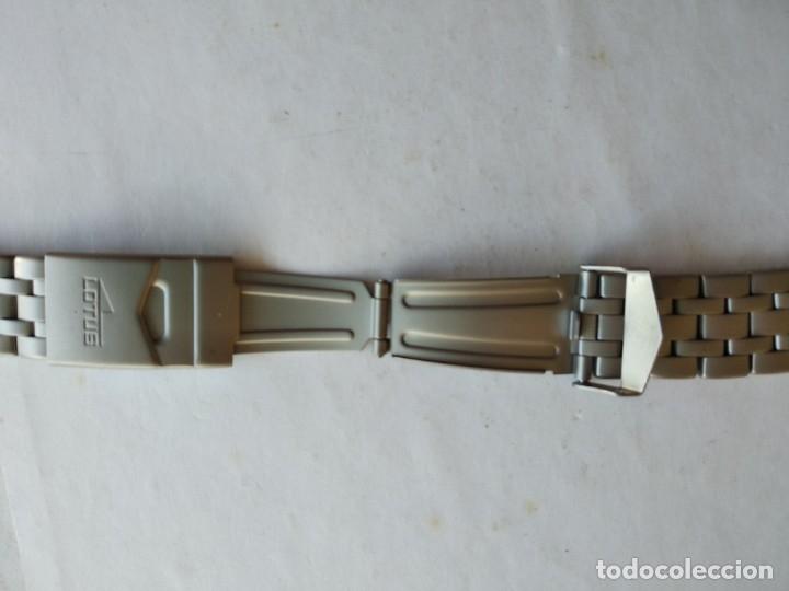 Recambios de relojes: Armis correa Lotus NOS - Foto 3 - 178365905