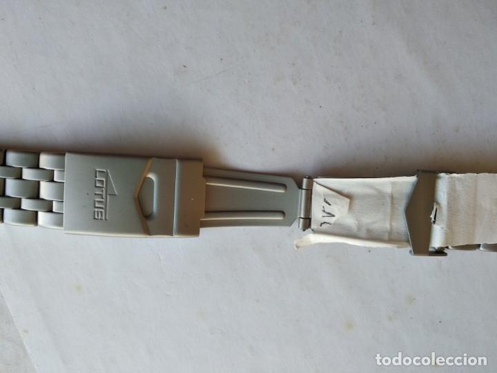 Recambios de relojes: Armis correa Lotus NOS - Foto 5 - 178365905