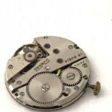 Recambios de relojes: MAQUINARIA RELOJ DUWARD CALIBRE AS 1130 CARGA MANUAL. Lote 178726210