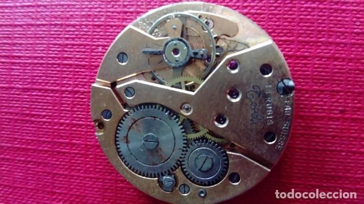 Recambios de relojes: Esfera y máquina de reloj Todi para recambios - Foto 3 - 178757193