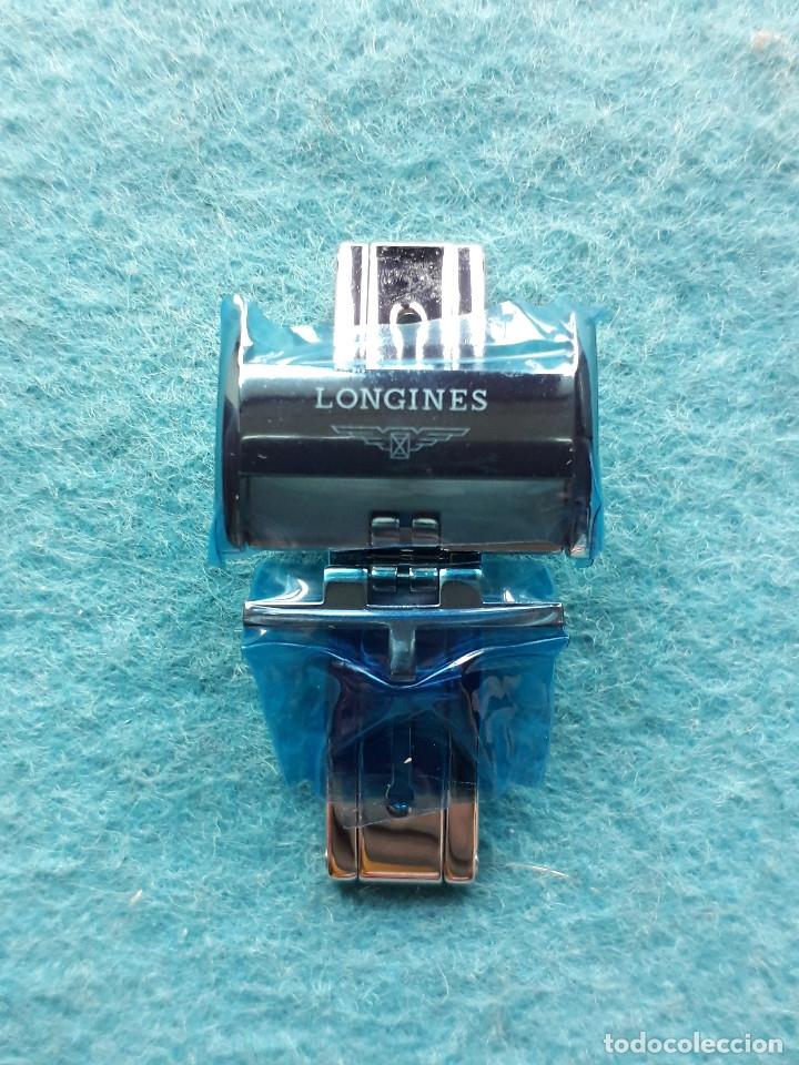Recambios de relojes: Broche o deployante Marca Longines. - Foto 4 - 180120022