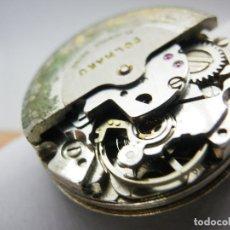 Recambios de relojes: ORIGINAL MAQUINA AUTOMATICA COMPLETA FIRMADA POR DOLMARU FUNCIONA LOTE WATCHES. Lote 180454216