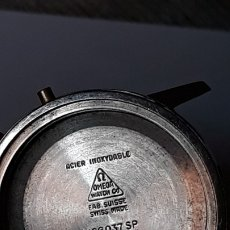 Recambios de relojes: CAJA PARA RELOJ OMEGA SEAMASTER 166.037 SP. BUEN ESTADO VER FOTOS. Lote 180872387