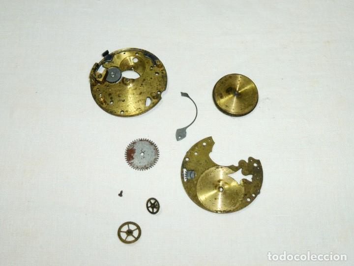 Recambios de relojes: Piezas reloj de bolsillo - Foto 2 - 181022738