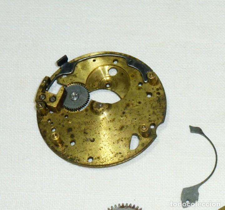 Recambios de relojes: Piezas reloj de bolsillo - Foto 3 - 181022738
