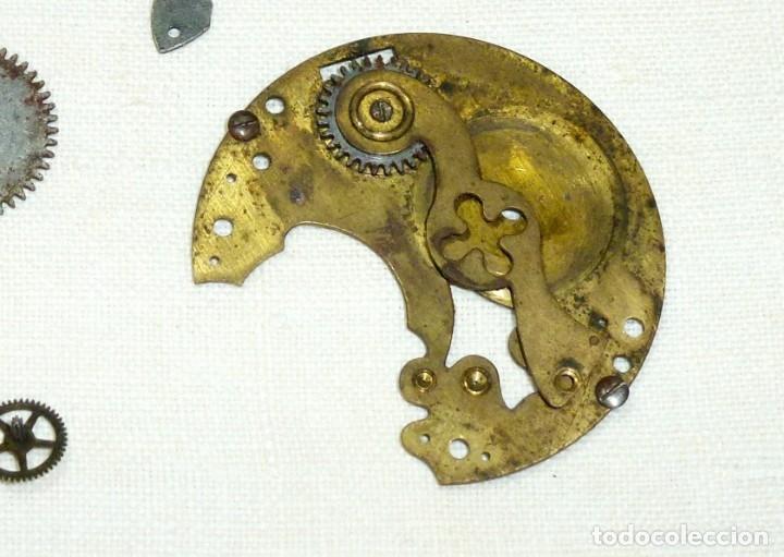 Recambios de relojes: Piezas reloj de bolsillo - Foto 4 - 181022738