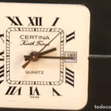 Recambios de relojes: MAQUINARIA CERTINA KURTH FRITES, QUARTZ. Lote 181038506