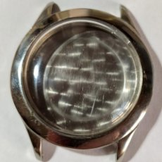 Recambios de relojes: CAJA CAUNY PRIMA CAL.1120 - MEDIDAS : INT. 30 M/M.Ø , EXT.38,8 M/M.Ø .. Lote 181071382