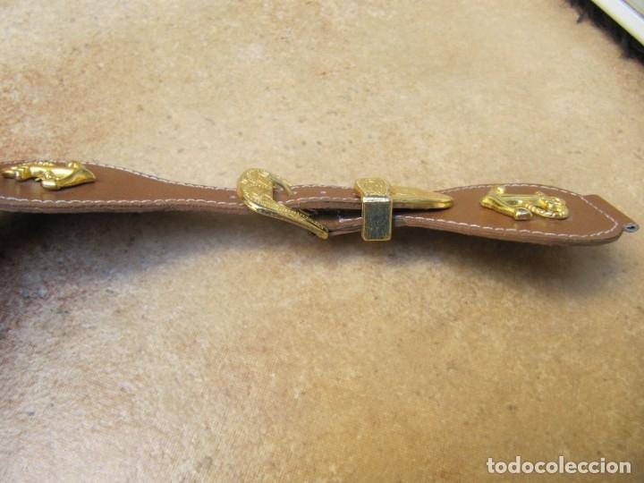 Recambios de relojes: ANTIGUA CORREA DE ALTA CALIDAD DE LOS AÑOS 70 - Foto 5 - 181221515