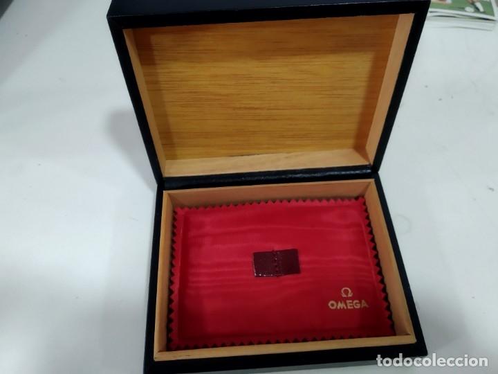Recambios de relojes: antigua caja de reloj omega - Foto 2 - 182350766