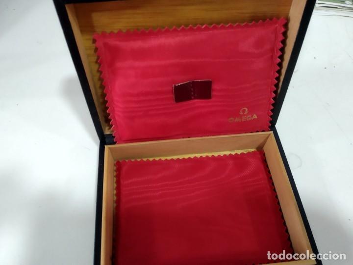 Recambios de relojes: antigua caja de reloj omega - Foto 3 - 182350766