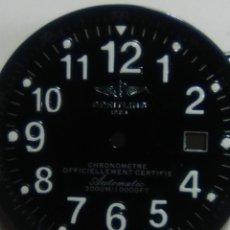 Recambios de relojes: ESFERA PARA BREITLING * 3 FOTOS+MEDIDAS - (CD-XXB). Lote 182357462