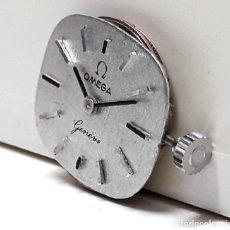 Recambios de relojes: MOVIMIENTO OMEGA DE CARGA MANUAL DE SEÑORA CALIBRE 625 CON ESFERA, CORONA Y AGUJAS. Lote 182577628